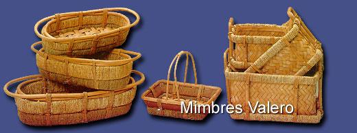 Cestas mimbre - Adornar cestas de mimbre ...